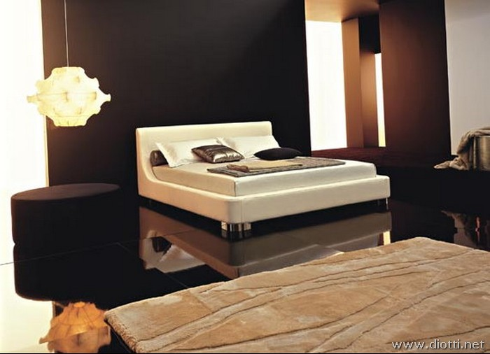 Dormitorios - Camas tapizadas modernas ...