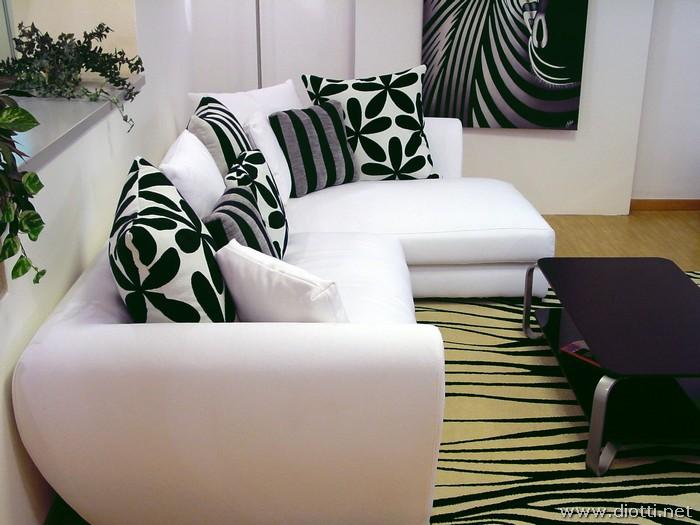 Decoracao Sala Zebra ~  com estampa de zebra no centro da sala (Foto # decoracao sala zebra