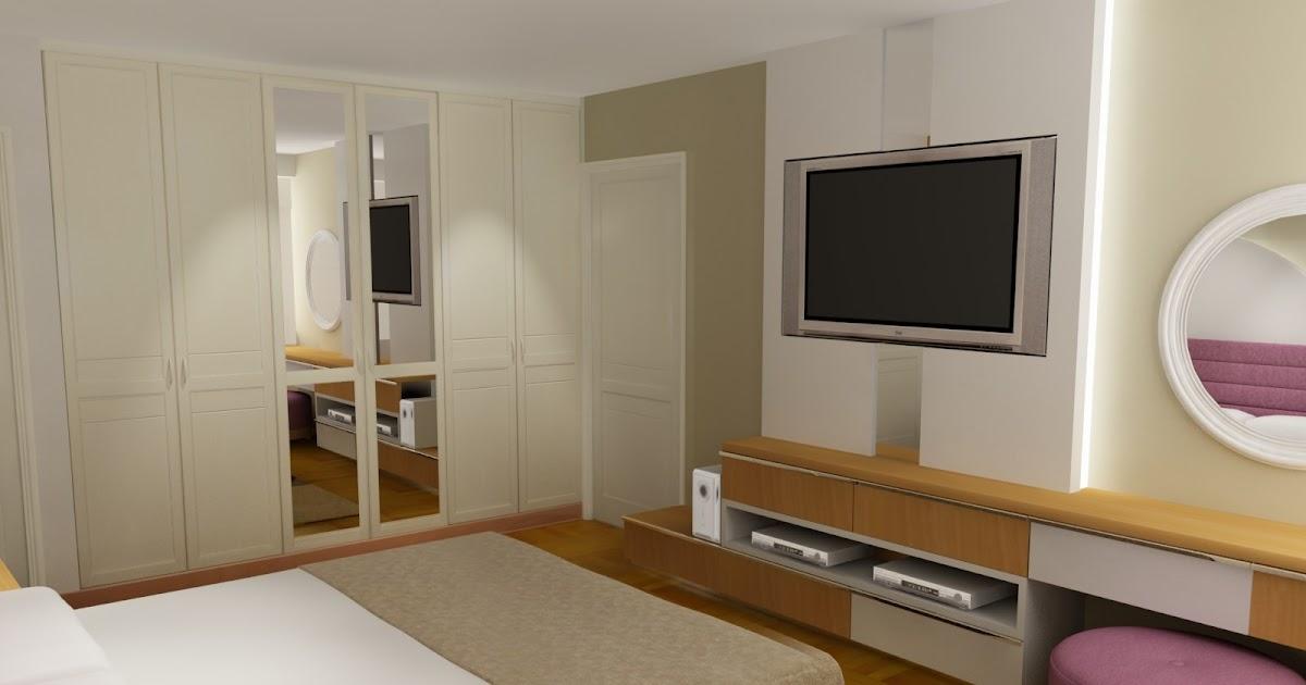Doblecestudio carlacruz for Modelo de dormitorio 2016