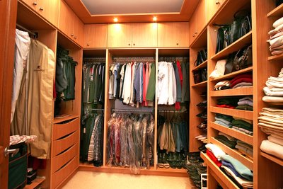 Walk in closets for Modelos de walk in closet