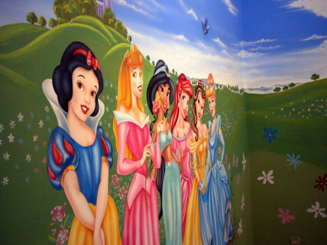 decoracion de princesas