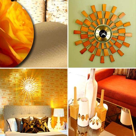 Dormitorios amarillos: dormitorios con colores antidepresivos ...