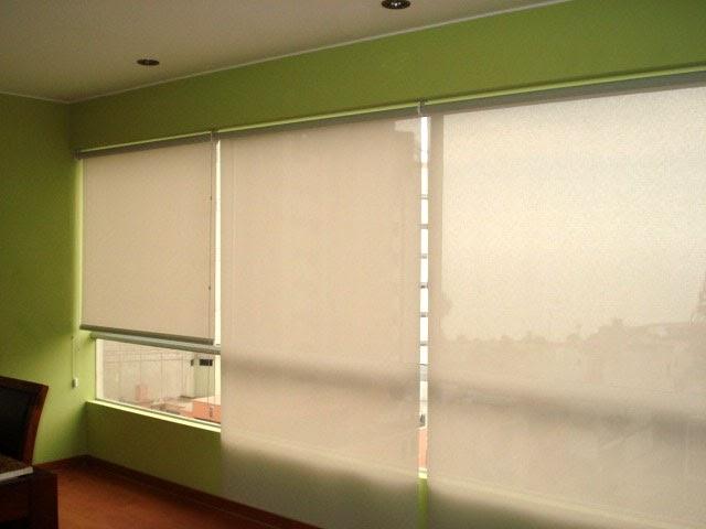 Cortinas modernas modelo rollers fotos de cortinas for Modelos de cortinas modernas