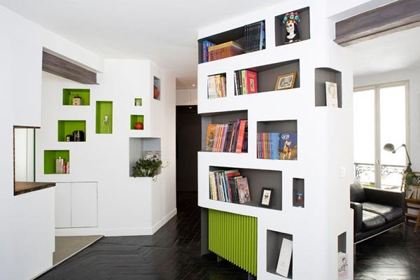 Dise o de interiores y decoracion como decorar en for Diseno de apartamento de 60m2