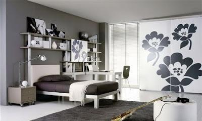 Pedido de habitaciones - Página 2 Dormitorio-juvenil-moderno-verde