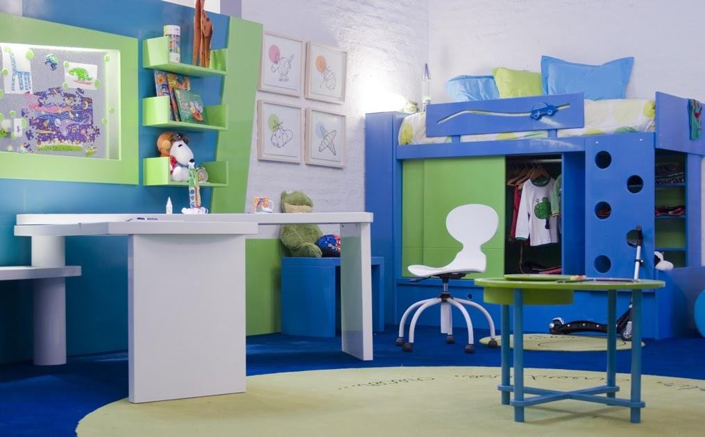 Cama camarote dormitorio - Dormitorios infantiles unisex ...