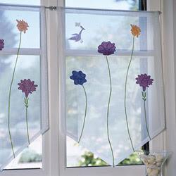 Cortinas translucidas estan de moda decoracion con - Tipos de visillos ...
