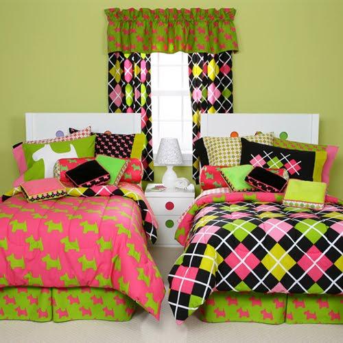 Dormitorio para chicas recamara para jovencitas - Camas para chicas ...