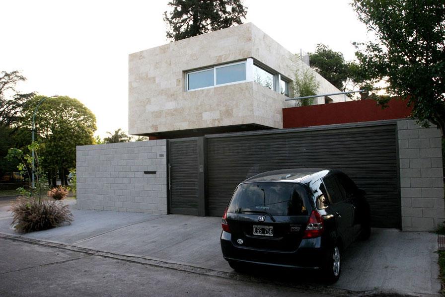 fachadas de casas rusticas. FACHADA DE CASA EN ESQUINA