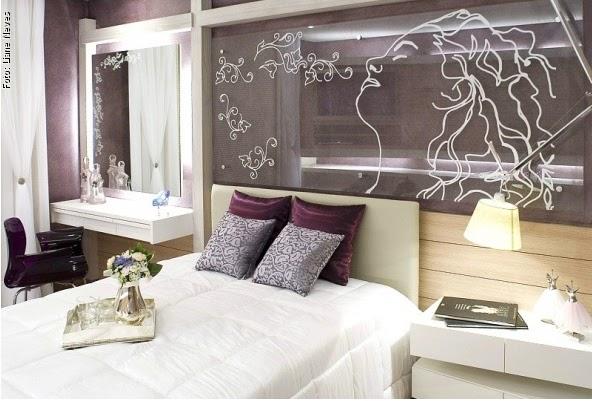 Dormitorio Lila ~ dormitorio color lila para mujer jpg