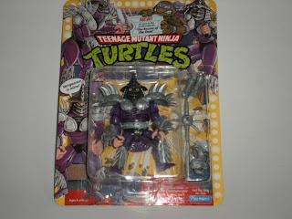 Teenage Mutant Ninja Turtles Shredder Toy : Toy a day: #244 of 365 teenage mutant ninja turtles shredder