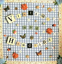 VINTAGE &amp; HANDMADE FAIR BLOG