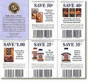 Fresh and easy coupons