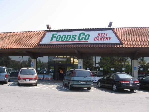 Food Co Redwood City Closing