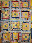 My talk on Thrift Shop Quilts