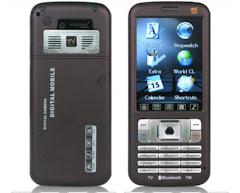"""Decomisan celulares chinos de doble chip en """"Mesa Redonda"""""""