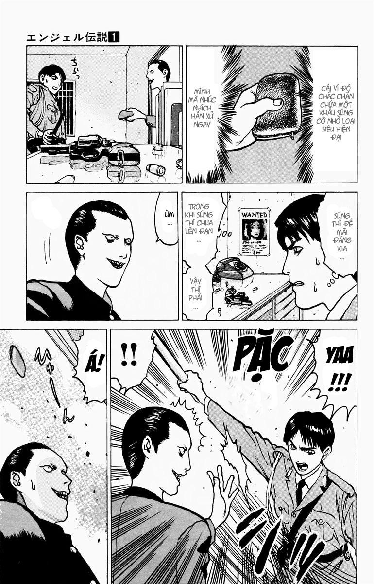 Angel Densetsu chap 4 - Trang 5