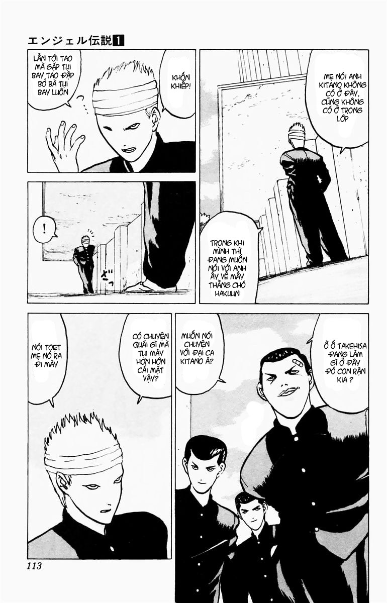 Angel Densetsu chap 4 - Trang 9