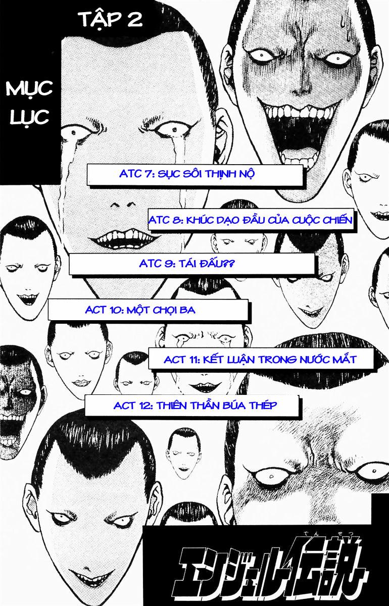 Angel Densetsu chap 7 - Trang 9
