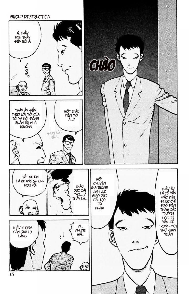 Angel Densetsu chap 7 - Trang 18