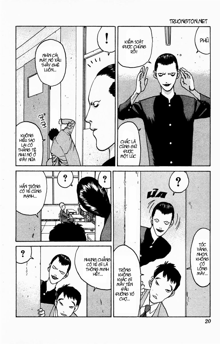 Angel Densetsu chap 7 - Trang 23