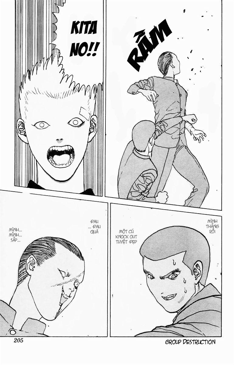 Angel Densetsu chap 6 - Trang 32