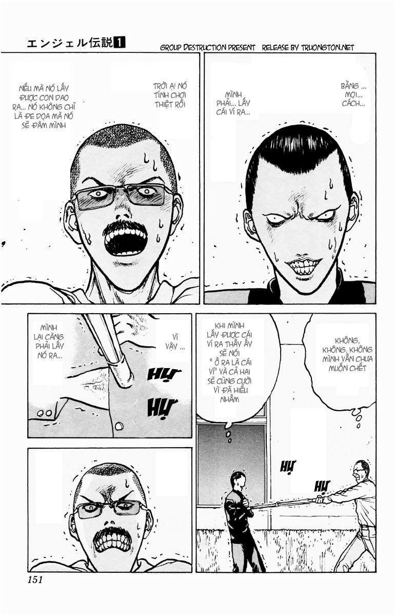 Angel Densetsu chap 5 - Trang 15