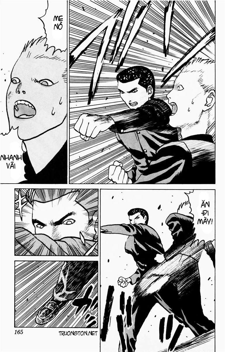 Angel Densetsu chap 5 - Trang 29