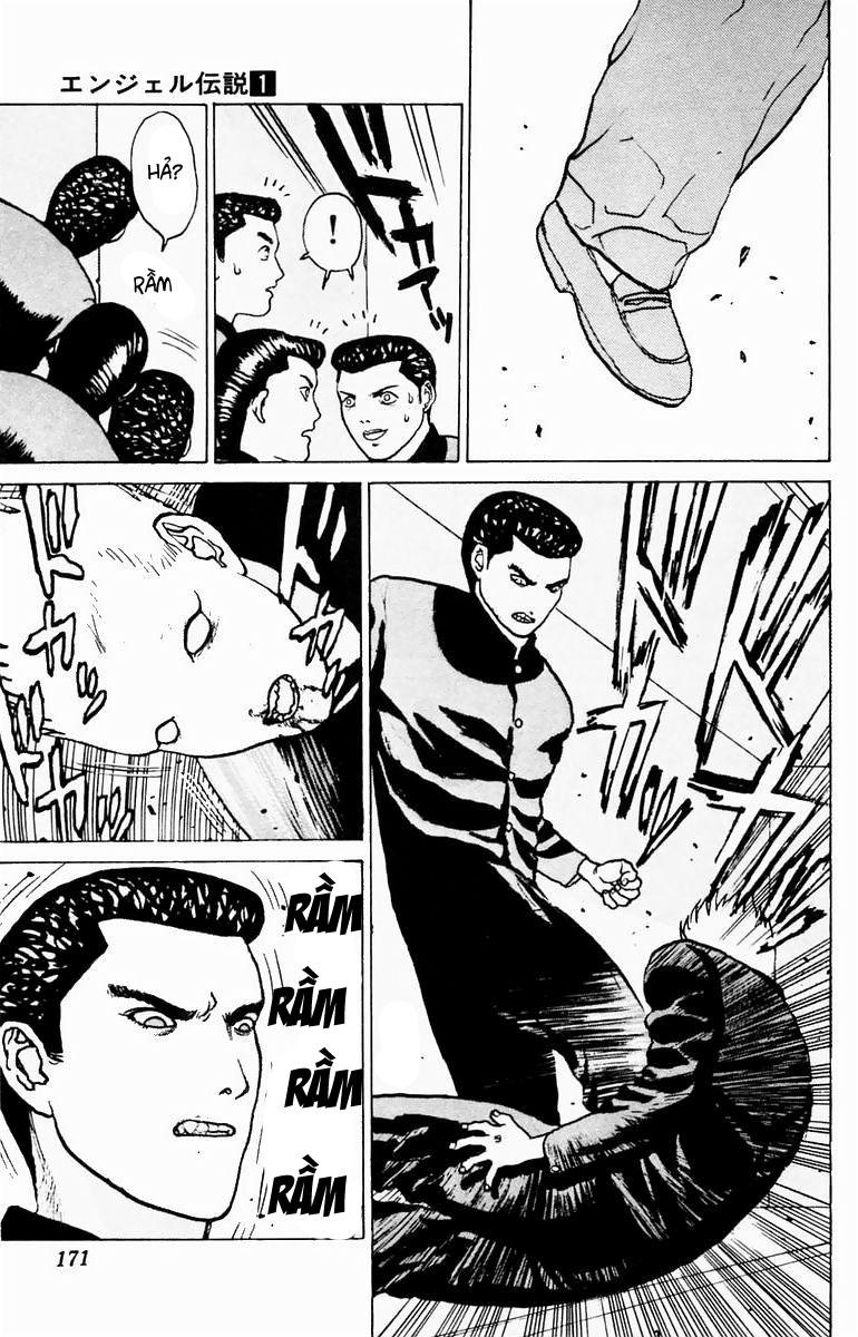 Angel Densetsu chap 5 - Trang 35