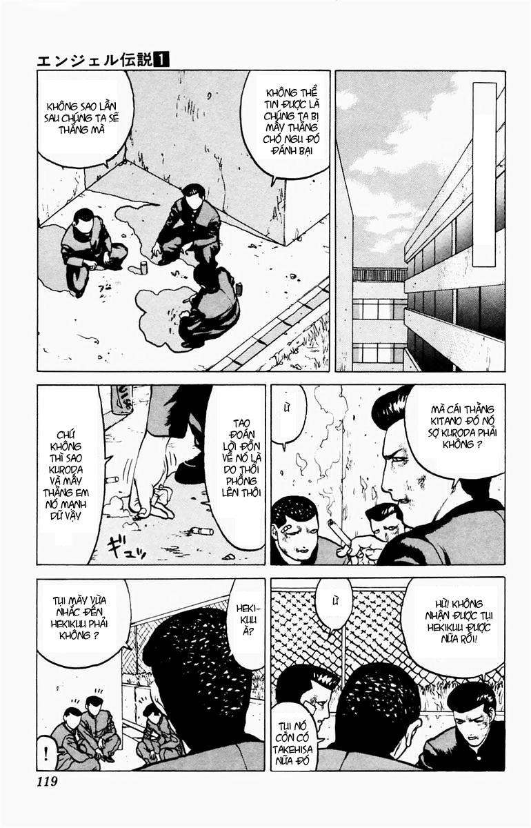 Angel Densetsu chap 4 - Trang 15