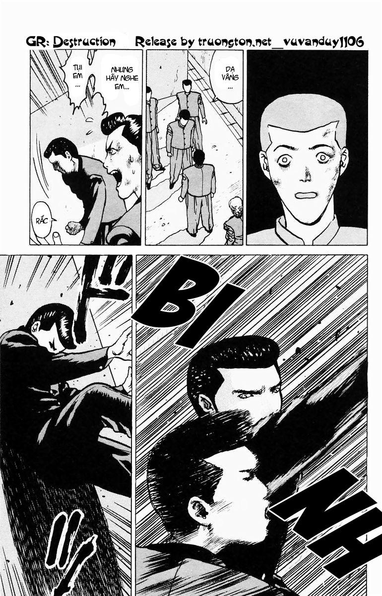 Angel Densetsu chap 4 - Trang 17