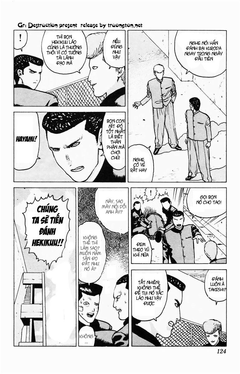 Angel Densetsu chap 4 - Trang 20