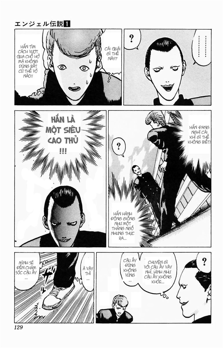 Angel Densetsu chap 4 - Trang 25
