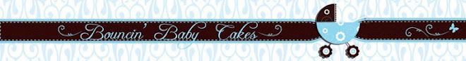 Bouncin' Baby Diaper Cakes