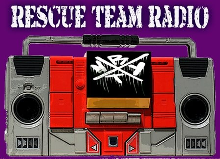 RESCUE TEAM RADIO : FREE YOUR MIND AND YOUR ASS WILL FOLLOW