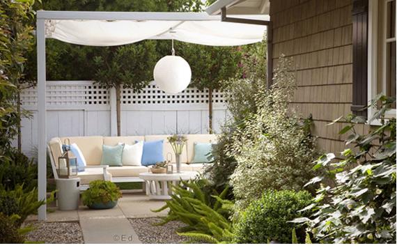 Shorely Chic Molly Wood Garden Design