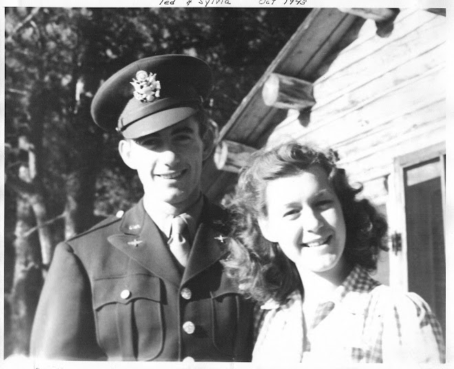 Lt. Ted L. Weaver & Sylvia Moray