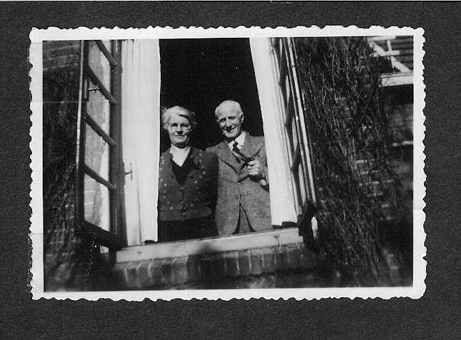 Jan & Rien Roorda - Dutch resistance members.