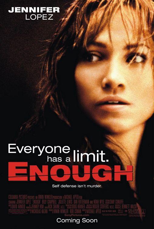 Enough (2002) Free Download In Hindi 720p DVDRip 1.1GB