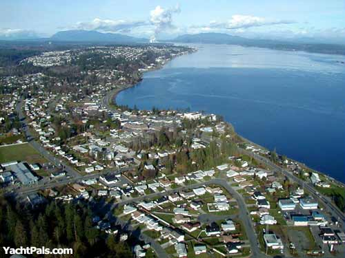 how to get to campbell river from vancouver