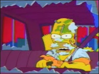 Top 10 Simpsons Episodes (AskMen.com) 179.+The+City+Of+New+York+vs.+Homer+Simpson