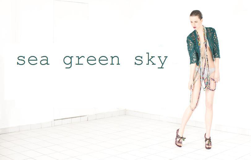 SEA GREEN SKY