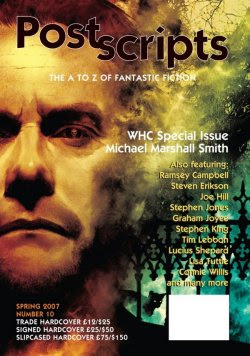 Postscripts issue # 10 (spring 2007)