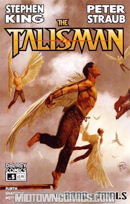 The Talisman: The Road of Trials #5 cover