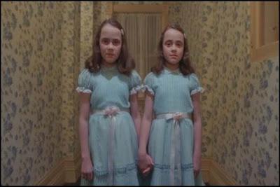 映画「シャイニング」の双子