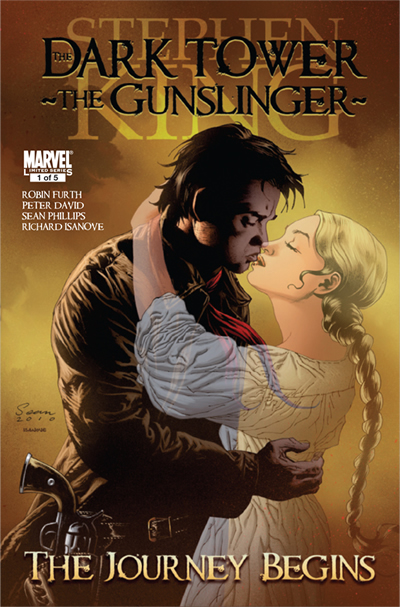 Dark Tower: The Gunslinger - The Journey Begins #1 Standard Cover