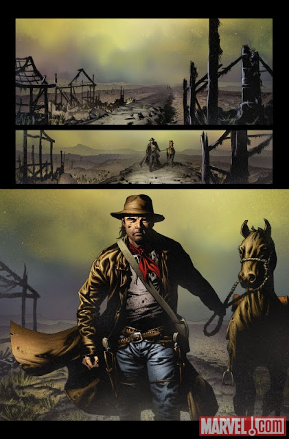 Dark Tower: The Gunslinger - The Journey Begins #1 Preview