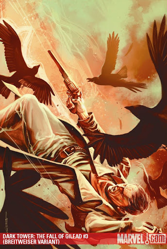 Dark Tower: The Fall of Gilead #3 Breitweiserb Variant cover