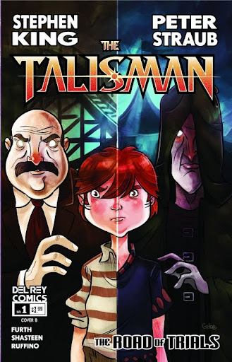 Talisman Road of Trials #1 Variant Cover B by Mike Krahulik