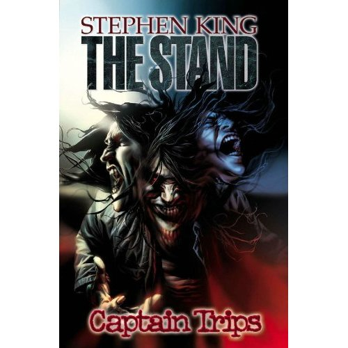 The Stand: Captain Trips Premiere HC new cover